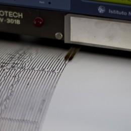 Scossa di terremoto  avvertita nel Calolziese