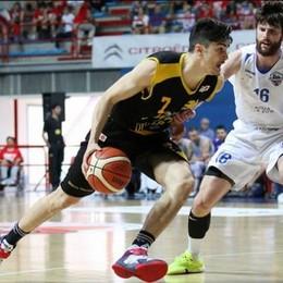 Basket Lecco, un'altra ala per volare  Sanna: «Sono pronto a lottare»