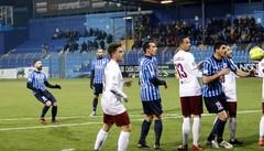 Lecco, che beffa con l'Arezzo  Il gol del 2 - 2 subito al 91°