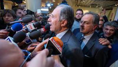 Basilicata: Bardi, intendo riaprire sede Regione a Bruxelles