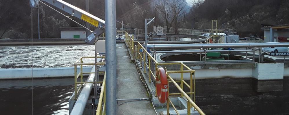 Più moderno, efficiente ed ecologico  Finiti i lavori al depuratore di Ballabio