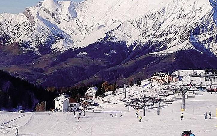 Quando la neve è una vera manna  A Lecco 170 imprese e 450 addetti