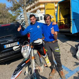 Applausi per super Denny Muttoni  Porta in Valsassina il Trofeo Ktm 450