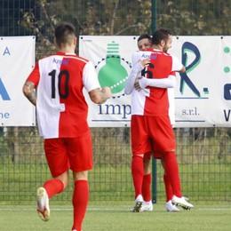 La Casatese realizza cinque gol  E va in testa la girone di serie D