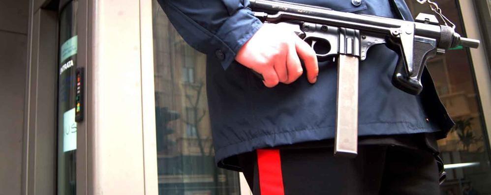 Evaso, ferisce carabiniere  Patteggia un anno di carcere