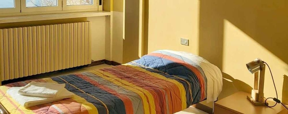 Covid Hotel, tre ospiti  Valmadrera si candida