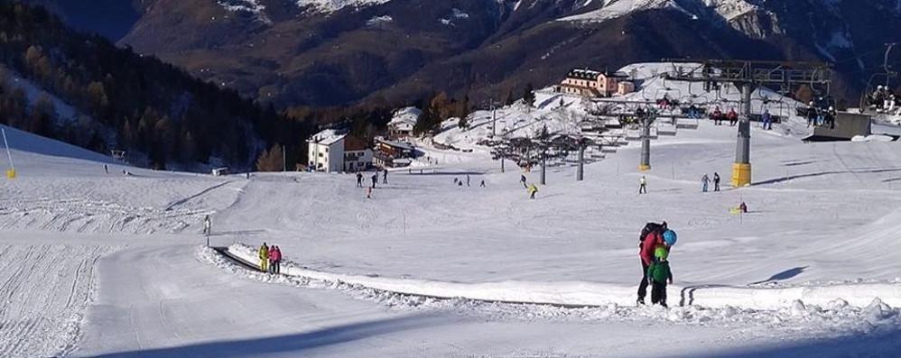 Impianti chiusi in Valsassina  Sarà un Sant'Ambrogio senza sci