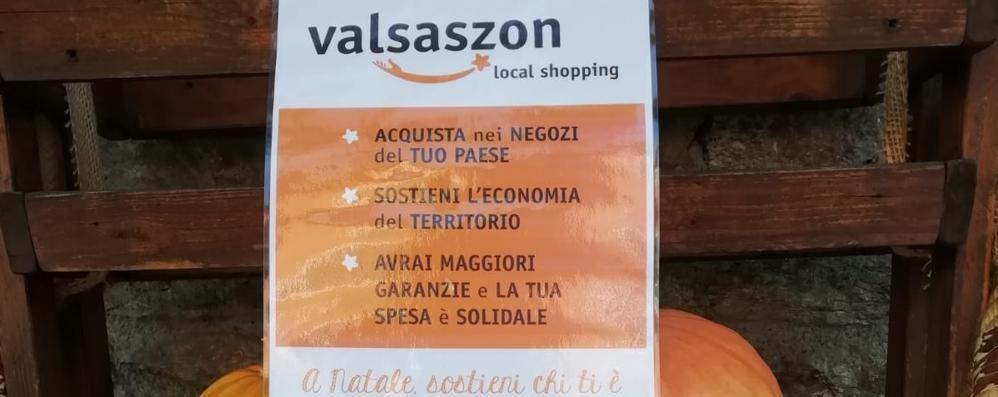 """«Shopping di Natale online? No, grazie»  Tra i monti piace la rete di """"Valsaszon"""""""