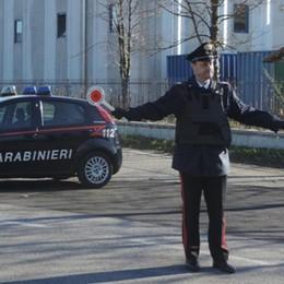 Spaccio ad Arosio Arrestato dai carabinieri