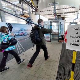 Un Natale senza sci in Valsassina?  «Per l'economia sarebbe un disastro»