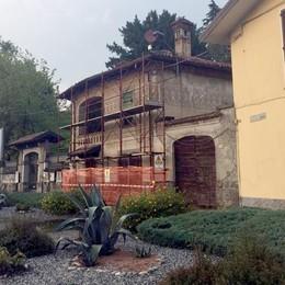 Oggiono: «Villa Sironi  pronta entro fine anno»