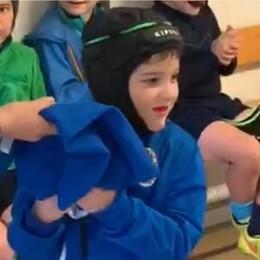 Ballabio, Ciao Achille,   piccolo rugbysta coraggioso