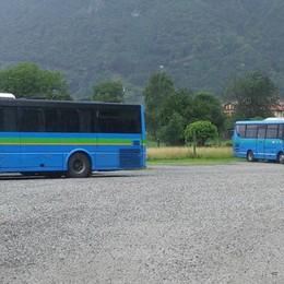 In un'ora da Dongo a Chiavenna  Da domani il bus per gli studenti