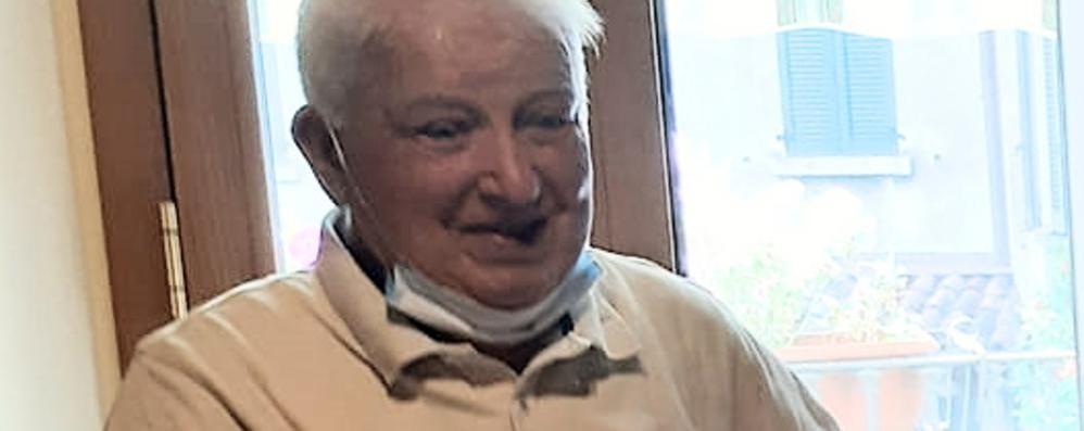 Ballabio, muore a 82 anni  Giovanni Panzeri