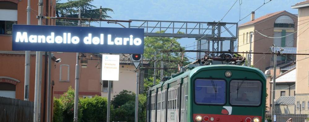 Mandello chiede   più treni per Lecco