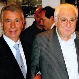 """Addio a Roberto Colombo,   """"Il Riposo"""" con lui meta di santi e politici"""