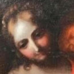 Calco, Dipinto dei Seicento ritrovato  quaranticinque anni dopo il furto