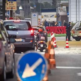 Multati a Como, la Svizzera nega i dati  «Così è impossibile inviare le sanzioni»
