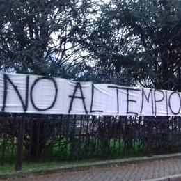 Dervio, «No al tempio crematorio»  In trecento firmano online