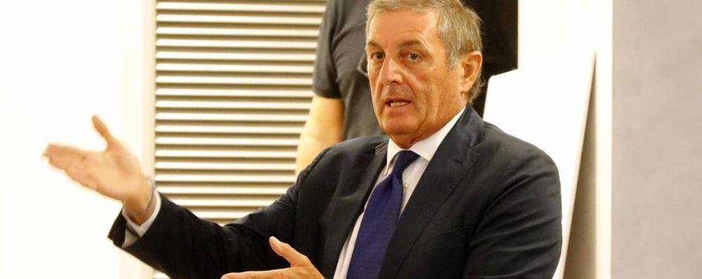 La prima nomina di Gattinoni   Frigerio rimane a Linee Lecco