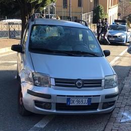 Montevecchia, si scontra con un'auto  Grave ciclista di 63 anni