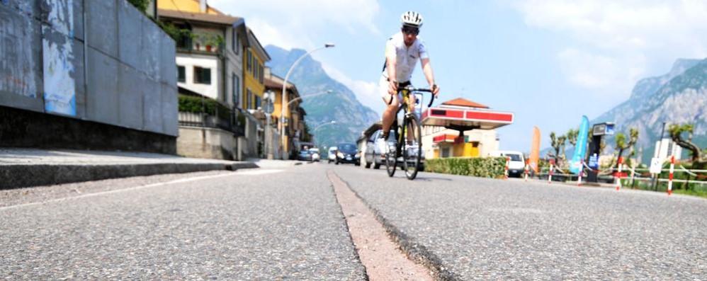 Pedalava fuori Comune in zona rossa  Multato a Galbiate il campione di ciclismo