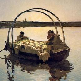 Viaggio pittorico: Lario e Brianza in 100 quadri