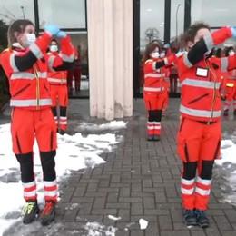 Volontari del Soccorso di Calolzio  Centomila chilometri di bene
