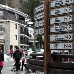 """Lombardia """"gialla""""  Sperano alberghi  e ristoranti"""
