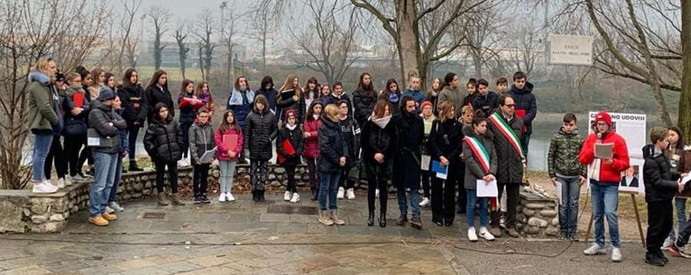 Calolzio, polemica sul Giorno del ricordo  «A scuola reso omaggio a un fascista»