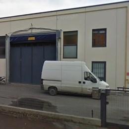 Merate, rubano due furgoni  Alla Gds Engineering furto da 50mila euro