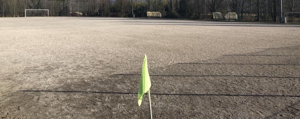 Brivio, il centro Carozzi guarda al futuro  Via la terra, arriva l'erba sintetica