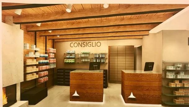 Pasturo, dopo tredici anni ecco la farmacia  «Un centro servizi per i cittadini»