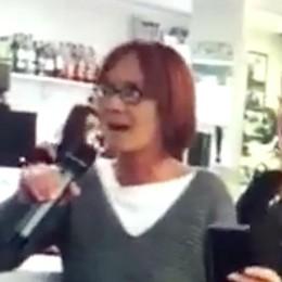 Proserpio, karaoke del sindaco  sulla canzone di Zucchero   QUI il video dell'esibizione
