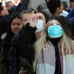 Coronavirus: chiuse  tutte le scuole della Lombardia