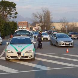 Erba, un milione di euro dalle multe  Metà arriva dal semaforo di Casiglio