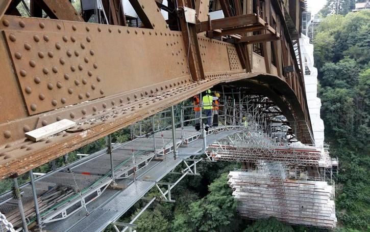 «Ponte di Paderno bloccato  dalla Soprintendenza»