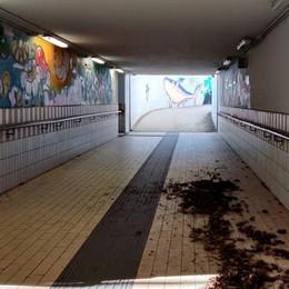 Rapina nel sottopasso della stazione  Calci e pugni per rubare il telefonino