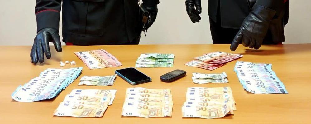 Spaccio di cocaina, due arresti a Colico  «Via da Lecco». Ma intanto sono liberi