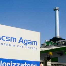 Lecco. Fiducia Acsm Agam  Confermati gli investimenti
