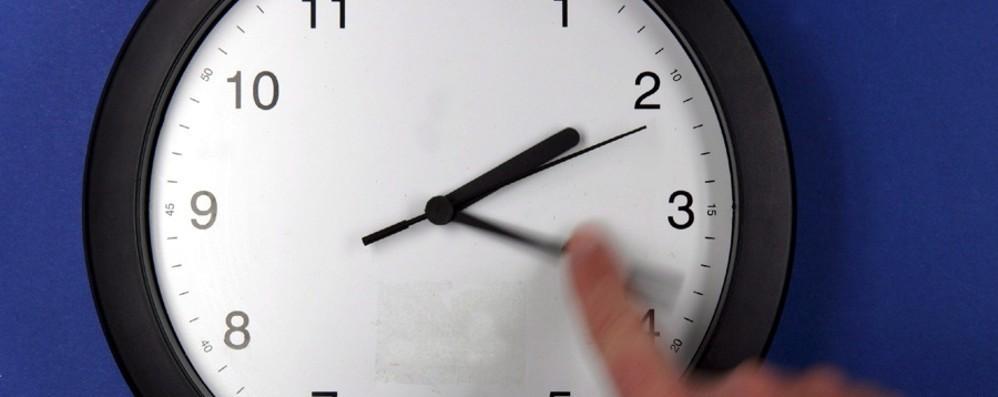 Domenica torna l'ora legale  Orologi avanti nella notte di sabato