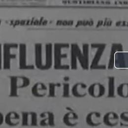 Video: Ieri come oggi  L'influenza del 1969