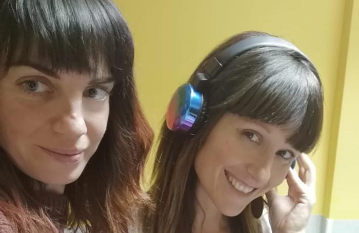 Laura Terenzio e Vittoria Amalfitano Sistersontrip