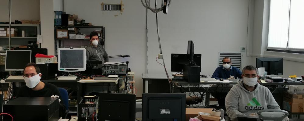 Software lecchesi   nelle macchine a raggi X