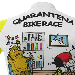 Quarantena Bike Race   per fare del bene