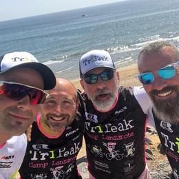Quarantena bike race,   vince la solidarietà