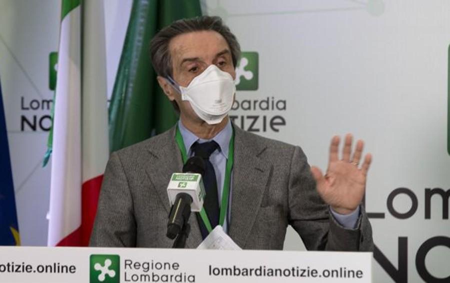 Coranavirus: i dati  di Regione Lombardia  «Leggero miglioramento»