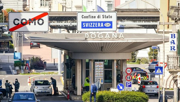 Coronavirus in Ticino  Seimila frontalieri  hanno già perso il posto