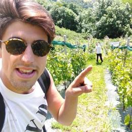 """""""Indovino"""": ora Bacco  abita anche a Casargo"""