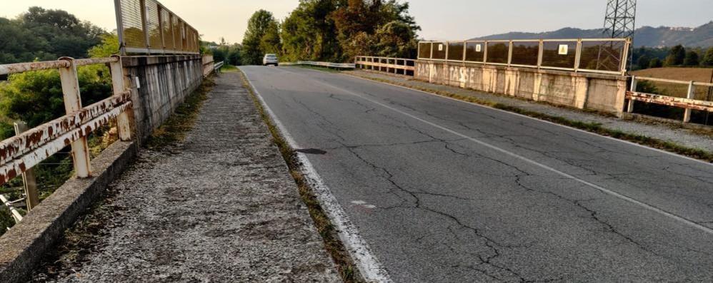 Osnago, il patto del cavalcavia  Via dal 26 ottobre e Milano paga la metà